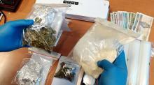33-latek zatrzymany za posiadanie i handel narkotykami