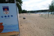 Wypoczynek nad jeziorami turawskimi coraz bardziej popularny