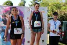 <i>(Podium Kobiety na 5 kilometrów)</i>