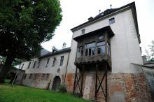 <i>Zamek w Dąbrowie</i>