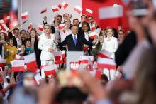 Państwowa Komisja Wyborcza podała cząstkowe wyniki wyborów. 51,21 % dla Andrzeja Dudy