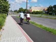 Nowe ścieżki dla rowerzystów w Opolu