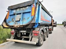 Fatalny stan techniczny ciężarówek na opolskiej obwodnicy