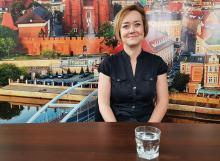 """Aleksandra Śmierzyńska - dziejąca się w Opolu powieść """"Rzeczniczka"""" pojawi się we wrześniu"""