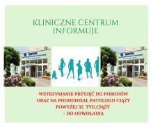 Pracownik szpitala ginekologicznego ma koronawirusa. Wstrzymuje się porody do odwołania