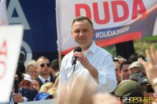 Andrzej Duda rozpoczął II kadencję prezydencką