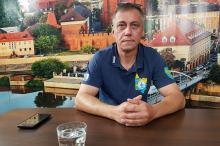 Dariusz Krawiec - nad wodę zabierajmy przede wszystkim rozsądek