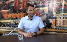 Tomasz Lisiński - będzie co podziwiać na stadionie przy Oleskiej