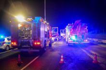 Policja poszukuje świadków zdarzenia na autostradzie