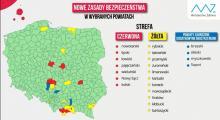 Powiat oleski na niebieskiej liście Ministerstwa Zdrowia