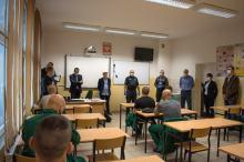 Skazani z województwa opolskiego również rozpoczęli rok szkolny