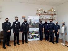 Spotkanie policjantów z Polski i Czech