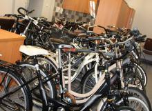 Policjanci rozbili szajkę kradnącą rowery