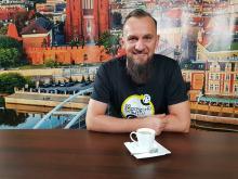 Sławek Smoliński - maraton Od Zmierzchu do Świtu miał być tylko wyjątkowy, a wyszedł epicki