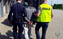 Poszukiwany Europejskim Nakazem Aresztowania trafił do więzienia