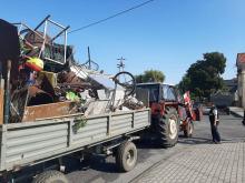 Blisko 5,5 tony metalu uzbierali strażacy ochotnicy z Raszowej. Będzie remont