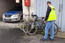 Kompletnie pijany 36-latek ukradł rower z otwartego garażu