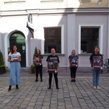 Protestowali przeciw hodowli zwierząt futerkowych