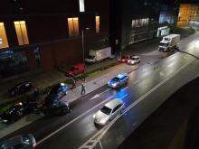 Rajd BMW zakończył uderzając w zaparkowane auta. Mieszkańcy mają dość