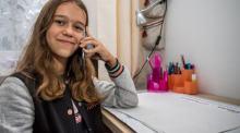 10-letnia Maja uratowała życie swojej mamie