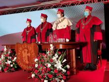 Uroczyście rozpoczęto rok akademicki na Uniwersytecie Opolskim