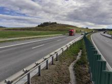 Zakończono I etap remontu na autostradzie A4 w województwie. opolskim
