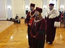 Hybrydowa inauguracja roku akademickiego na Politechnice Opolskiej