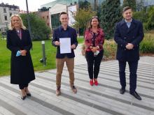 Radni Koalicji Obywatelskiej mają pomysł na rozwiązanie niedoboru kadry medycznej w Opolu