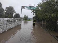 Zła sytuacja w Racławicach Śląskich. To największa woda od 2010 roku