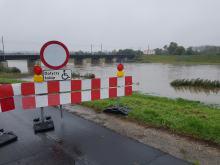 Wojewoda opolski wydał alarm przeciwpowodziowy dla Opola