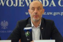 Wojewoda podsumował stan epidemii w województwie opolskim