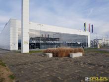 Szpital polowy na Stadionie Narodowym i...w CWK w Opolu