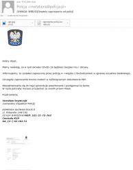 Uwaga na fałszywe i niebezpieczne e-maile