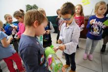 Przedszkolaki pokazywały jak robić prawdziwy biznes. Finał warsztatów w opolskiej Talentowni