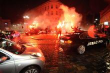Jedni pojechali do Warszawy, inni protestują na ulicach miast. Kolejny dzień protestów w Opolu