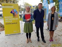Ogłoszono zwycięskie projekty Budżetu Obywatelskiego miasta Opola