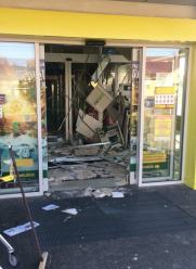 Wysadzono kolejny bankomat. Tym razem w Zawadzkiem