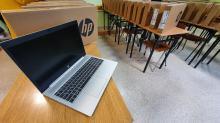 3792 laptopy trafią do nauczycieli opolskich szkół średnich i szkół zawodowych
