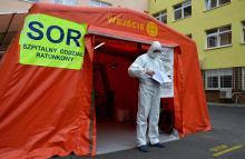 Więcej pieniędzy dla szpitali w walce z COVID-19. Jest decyzja zarządu województwa