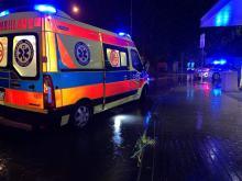 Potrąciła pieszą i odjechała - policja poszukuje uczestnika wypadku