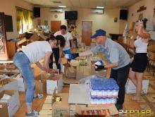 1182 ton żywności rozdano potrzebującym. Bank Żywności w Opolu podsumował program