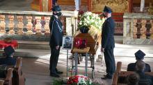 Ostatni dźwięk strażackich syren zabrzmiał dla zmarłego druha OSP Krasiejów