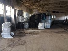 Koźle Port: 600 zbiorników z nieznanymi chemikaliami. Trwa akcja służb