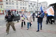 Spacer przeciwko wyprowadzaniu Polski z UE przeszedł przez Opole