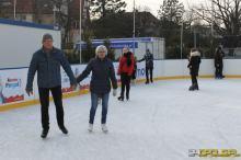 Koronawirus: Nie będzie lodowiska na Stawku Barlickiego. Cały czas można jeździć na Toropolu