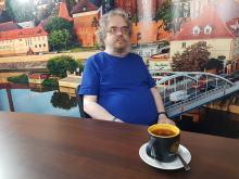 Roman Mandziejewicz - tlen w szpitalu był dla mnie zbawieniem