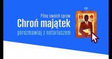Porozmawiaj z notariuszem. Dzień Otwarty Notariatu