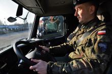 Opolscy logistycy otrzymali 6 nowych ciężarówek