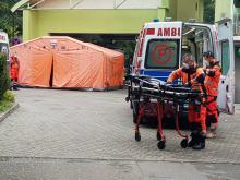 Oddział dziecięcy w Kędzierzynie-Koźlu tylko dla małych pacjentów z COVID-19
