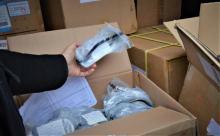 Uniwersytecki Szpital Kliniczny w Opolu otrzymał pomocną paczkę z Chin